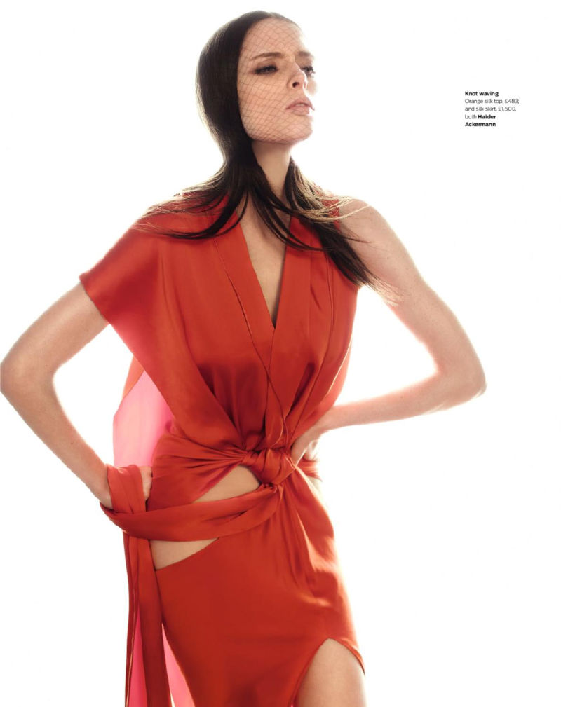 coco rocha5 Coco Rocha for <em>The Sunday Telegraph</em> Spring 2011 by Alex Cayley