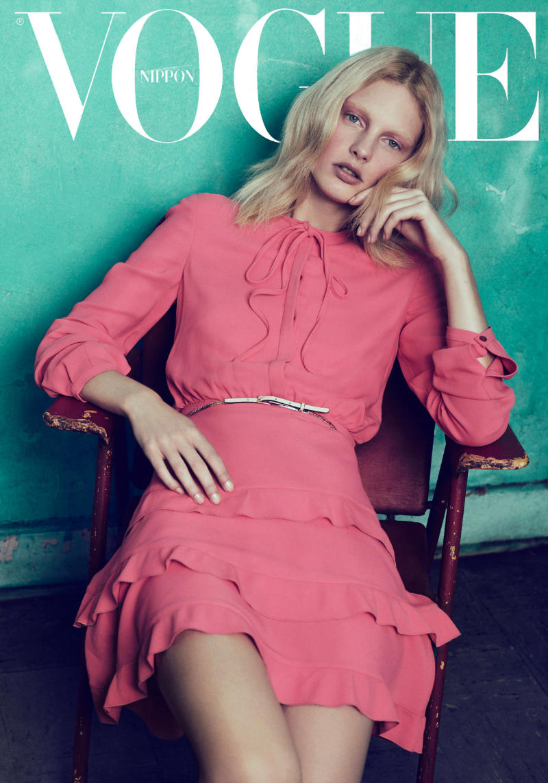 patricia van der vliet1 Patricia van der Vliet by Lachlan Bailey for <em>Vogue Nippon</em> April 2011
