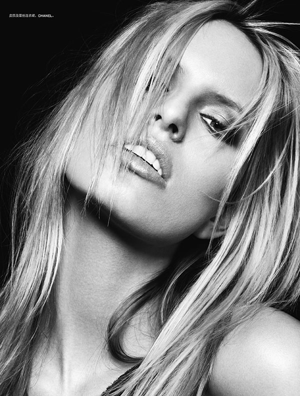 karolina kurkova Karolina Kurkova by John Paul Pietrus for <em>Numéro China</em> March 2011