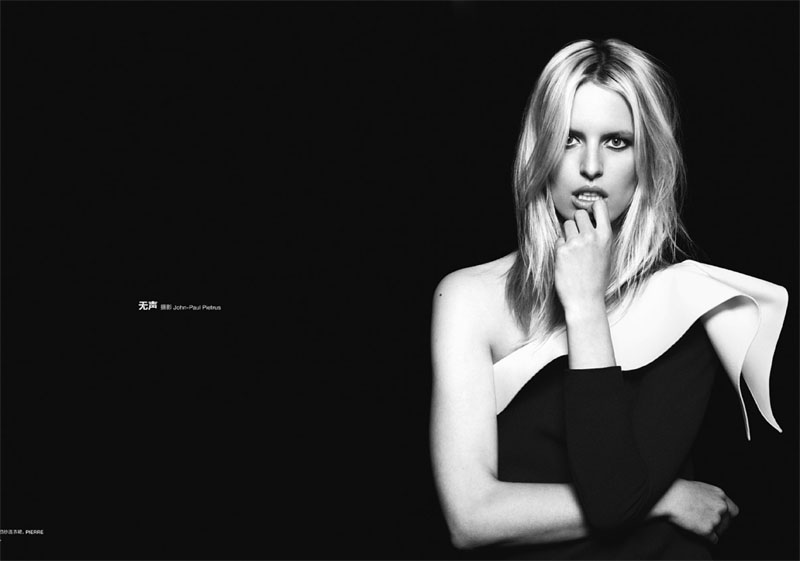 karolina kurkova1 Karolina Kurkova by John Paul Pietrus for <em>Numéro China</em> March 2011