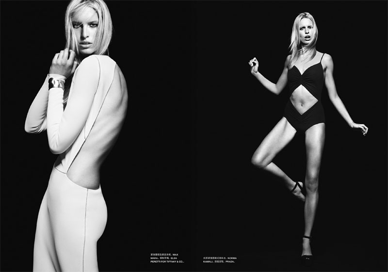 karolina kurkova2 Karolina Kurkova by John Paul Pietrus for <em>Numéro China</em> March 2011