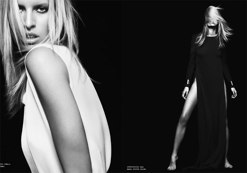 karolina kurkova5 Karolina Kurkova by John Paul Pietrus for <em>Numéro China</em> March 2011
