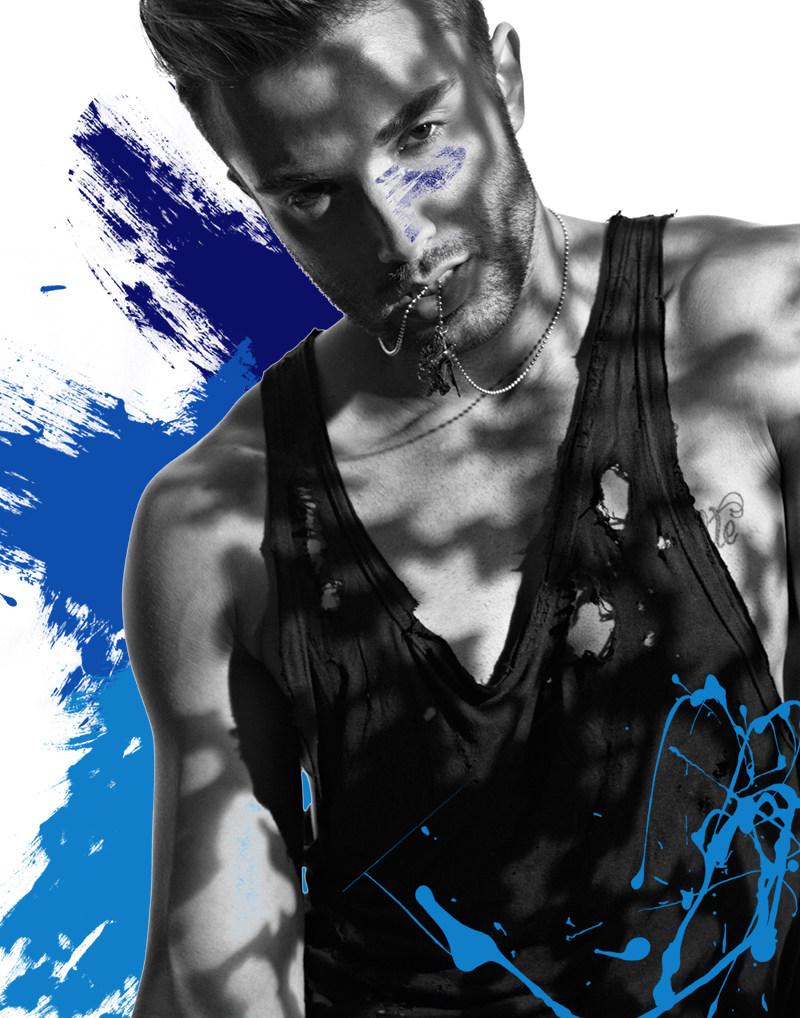 armenta5 Dylan Griner, Frank Mentier & Yevgeny by Sean Armenta for <em>Fashionisto Exclusive</em>