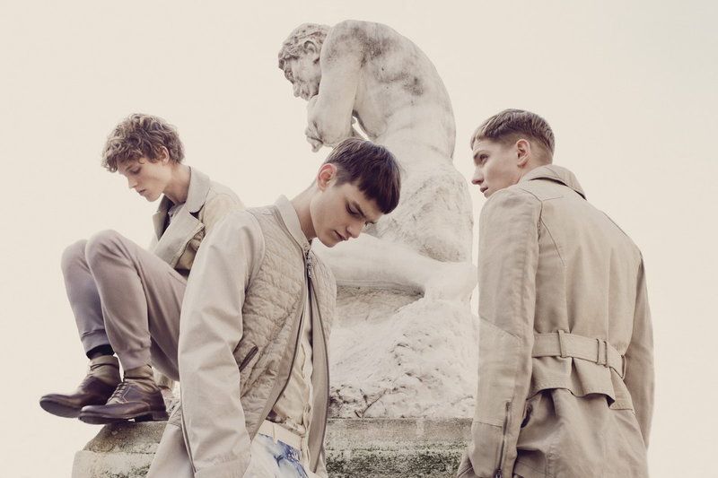 1 Alex Treutel, Douglas Neitzke & Peter Bruder by Sabrina Theissen for <em>Indie</em> Magazine