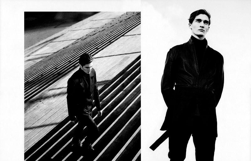 Matvey3 Matvey Lykov by Vassilis Karidis for <em>Dapper Dan</em> Magazine