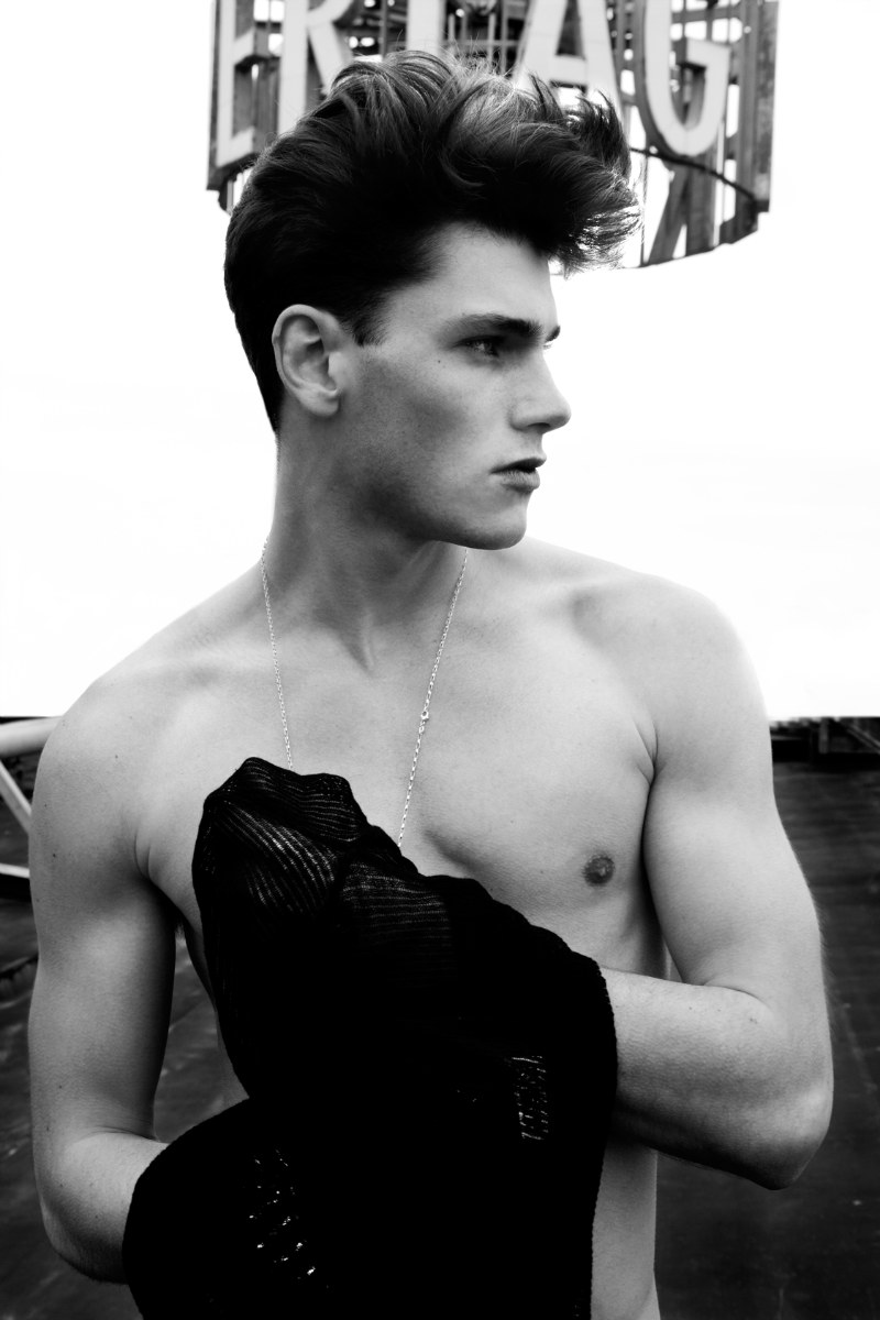 Oscar2 Oscar Spendrup by Enzo Laera for <em>Tendencias</em>