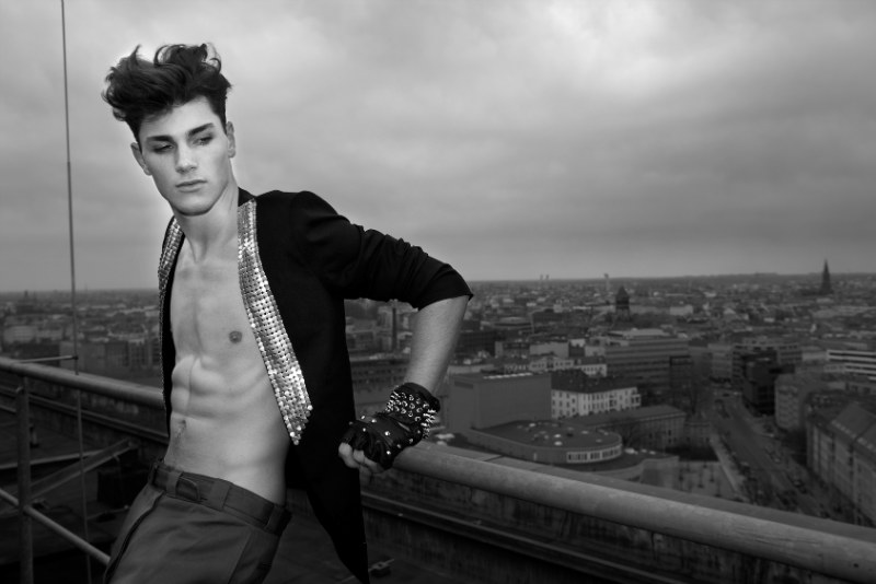 Oscar4 Oscar Spendrup by Enzo Laera for <em>Tendencias</em>
