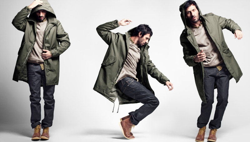HM1 H&M Fall 2011 <em>Smart Casuals</em>