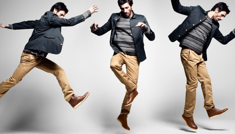 HM6 H&M Fall 2011 <em>Smart Casuals</em>