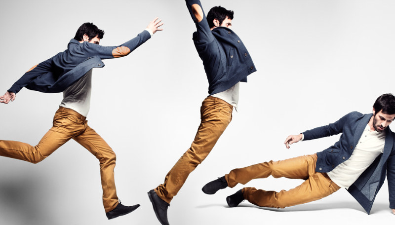 HM7 H&M Fall 2011 <em>Smart Casuals</em>