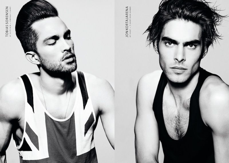 jmferratermetal5 Jon Kortajarena, Jacob Coupe, Viggo Jonasson, Charlie Westerberg & Others by JM Ferrater for <em>Metal</em> #24