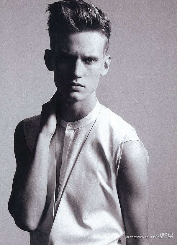 alexanderfortwist0 Alexander Johansson by David Goldman | <em>Twist</em> Magazine