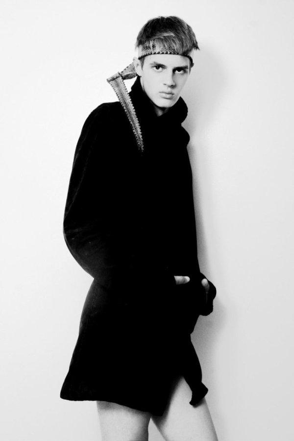 Demi Rublik by Ashley Walker in Devils Haircut | Exclusive