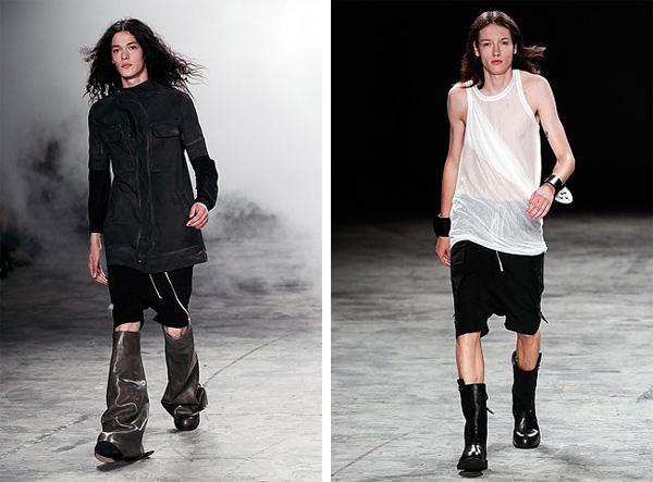 rickowensspring Rick Owens Spring 2011 | Paris Fashion Week