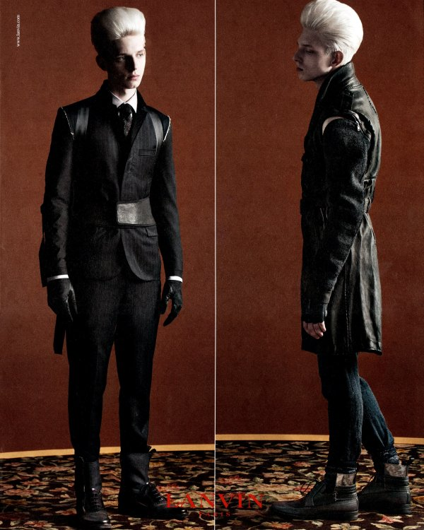 thomasforlanvin Thomas Penfound for Lanvin Fall 2010 Campaign
